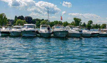 6. Motorbootausfahrt 2021