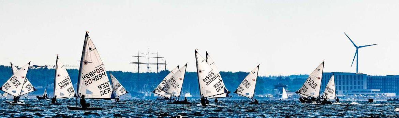 Int. Deutsche Jugend Meisterschaft 2019 Laser 4.7