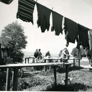 Geschichte der Wäschbruck