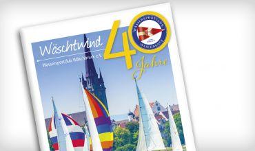 Wäschtwind 40 Jahre – das Jubiläums-Magazin 2019