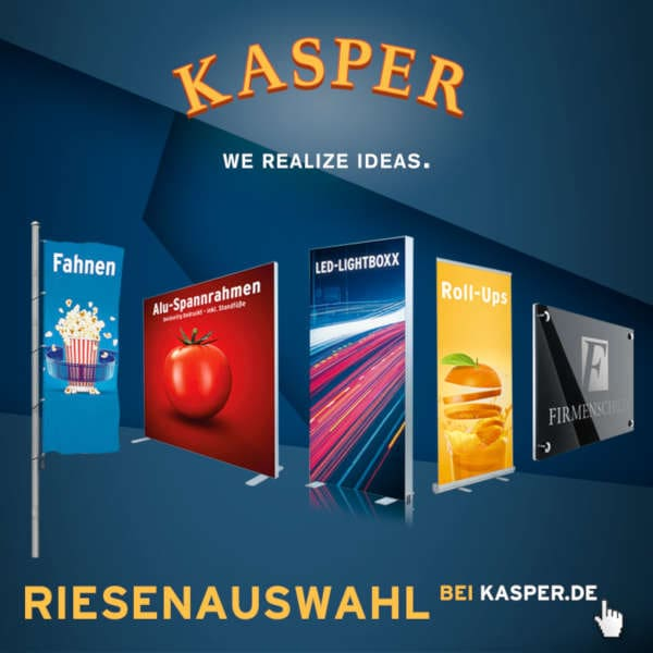 Kasper - we realize ideas
